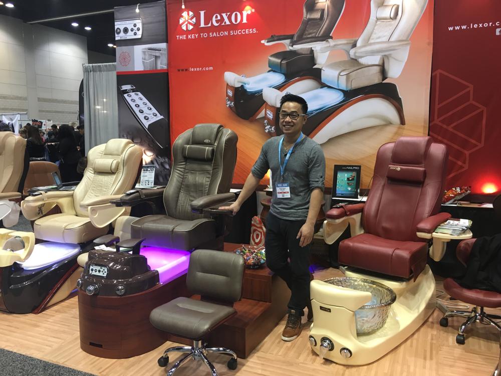<p>Lexor's Tahi Huy Nguyen&nbsp;</p>
