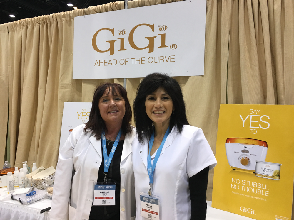 <p>Gigi's Camille Foote and Paula Pedrero</p>