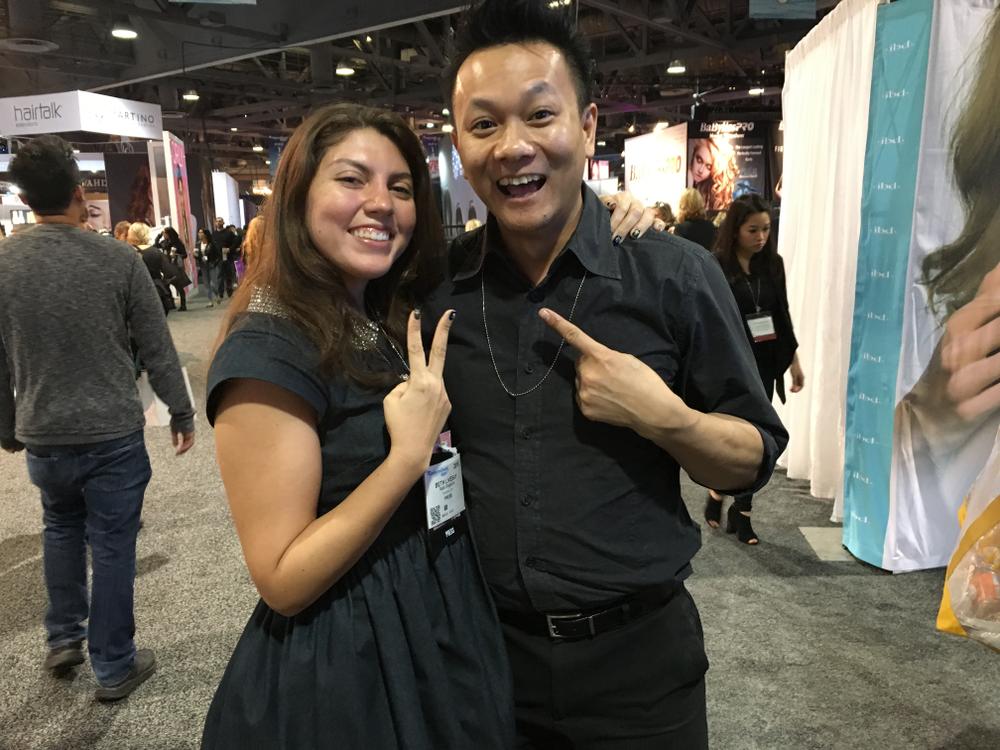 "<p>Beth Livesay and NTNA season 3 contestant Tan ""the Man"" Nguyen finally got to meet!</p>"