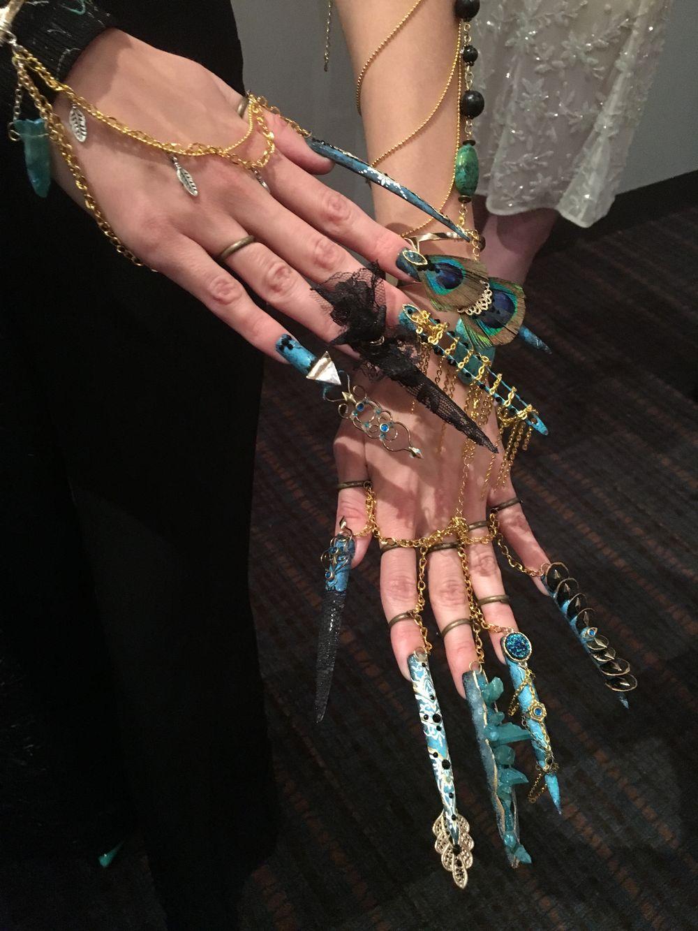 <p>Nails by Celina Ryden</p>