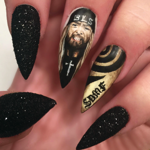 Behind the Nails: A Strong Tribute