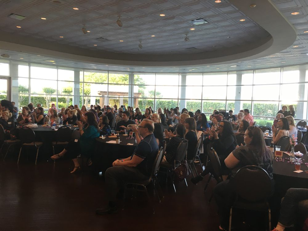 <p>More than 100 nail techs and salon owners attended the Associated Nail Professional&rsquo;s Tech Talk event</p>