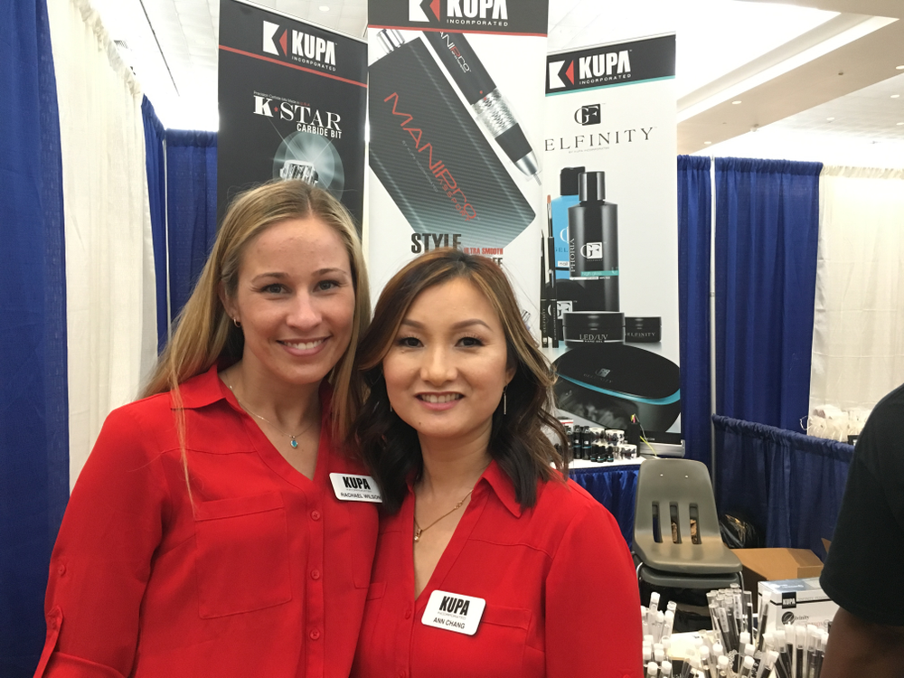 <p>Kupa's Rachael Wilson (left) and Ann Chang&nbsp;</p>