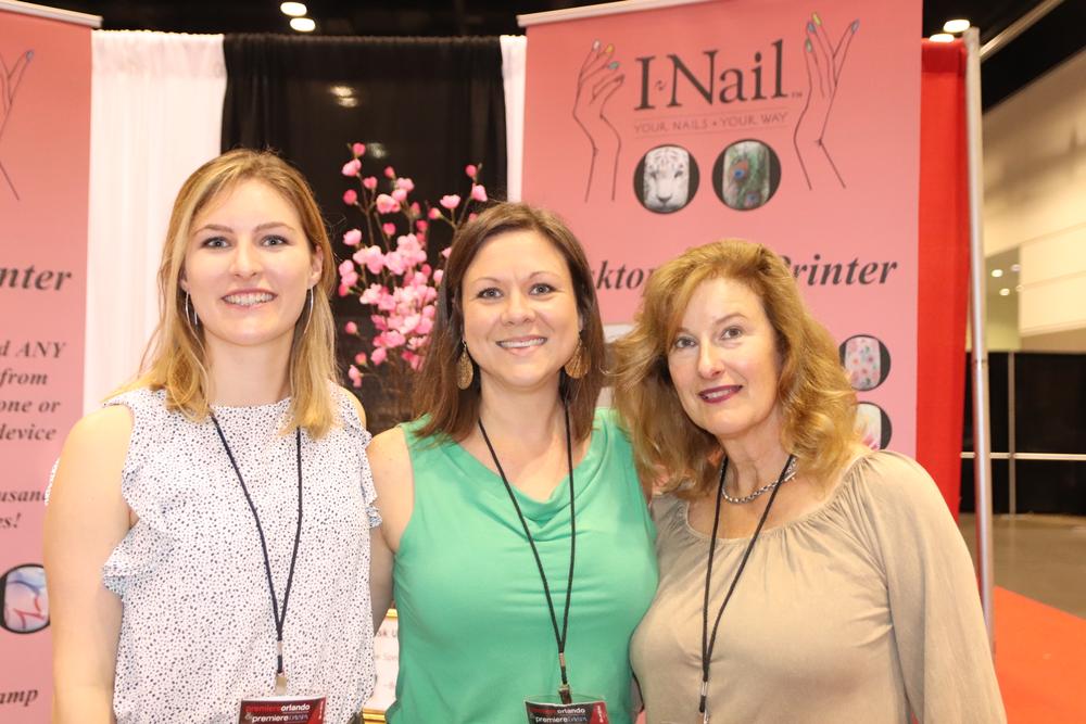 <p>The iNail team</p>