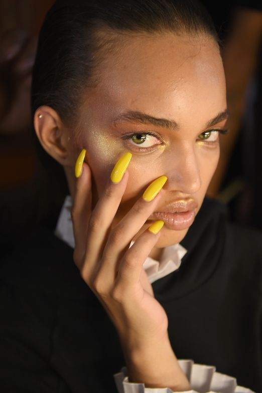 <p>Young Nails for Fenty x Puma.</p>