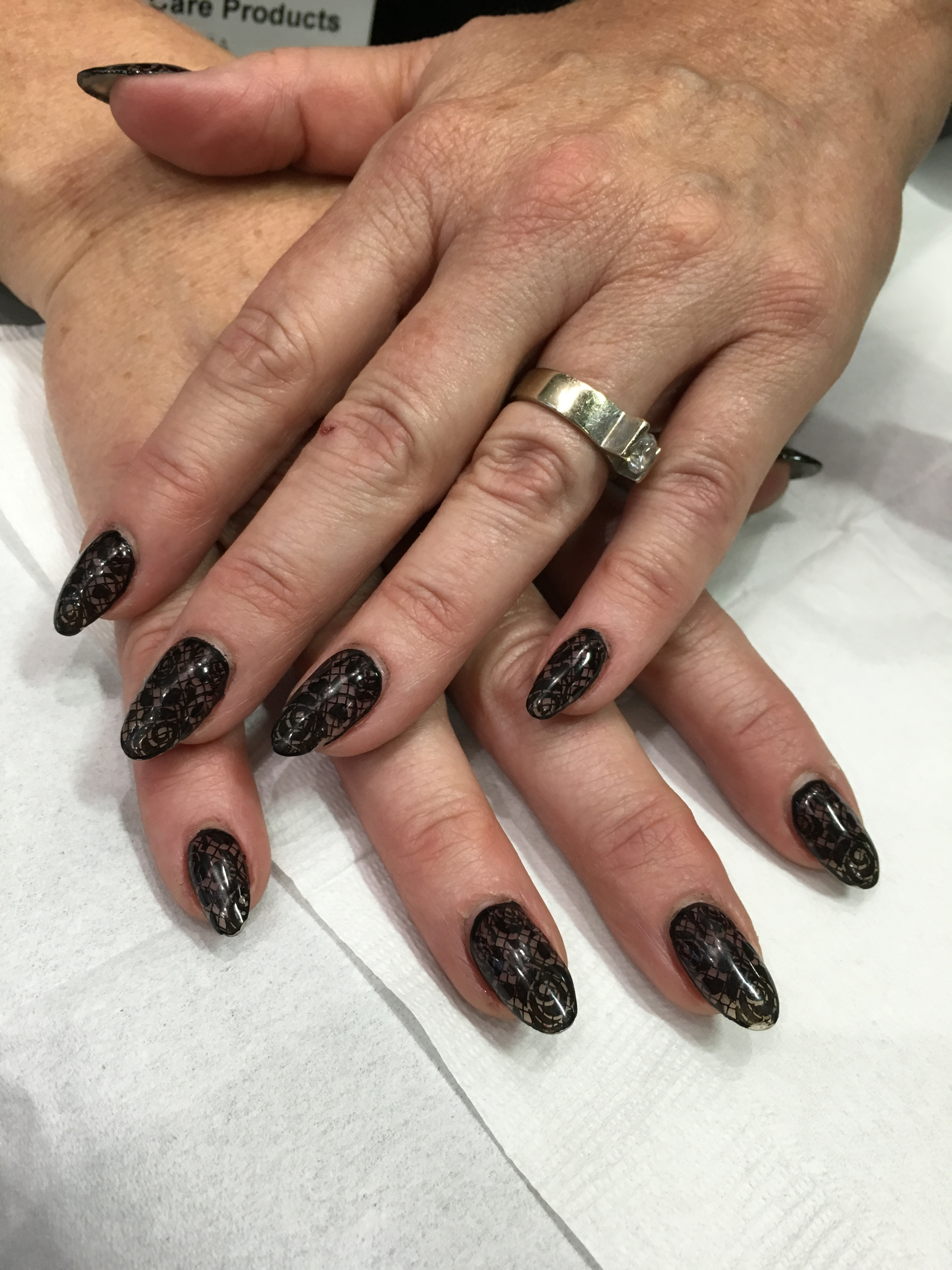 Nails at Cosmoprof North America 2016