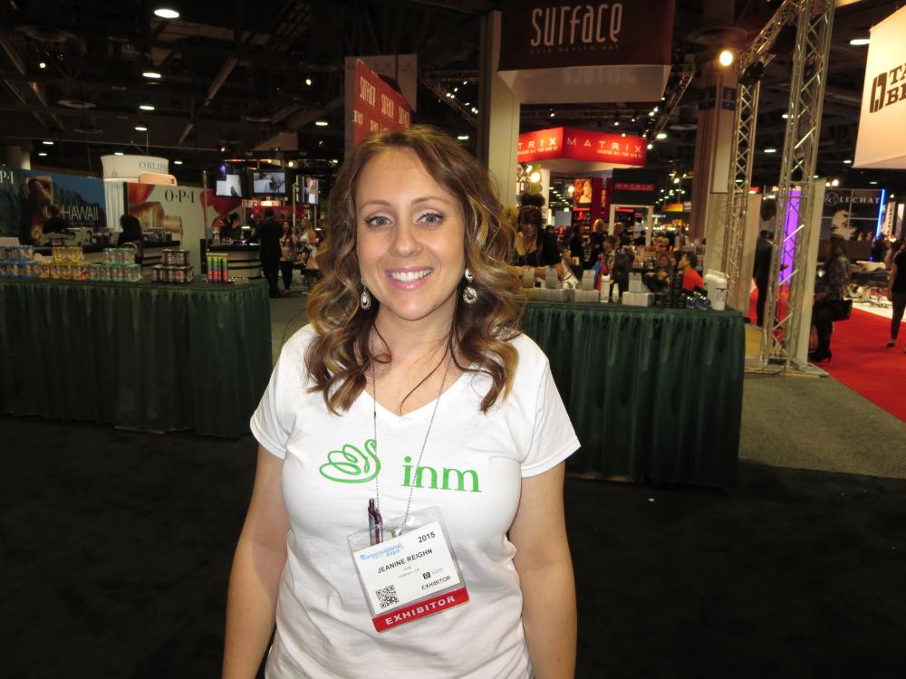 <p>INM's Jeanine Reighn</p>