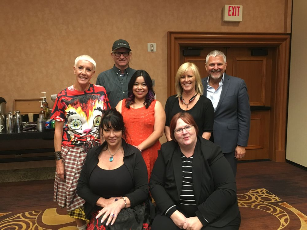 <p>INTA had a meeting the day before Cosmoprof.</p>