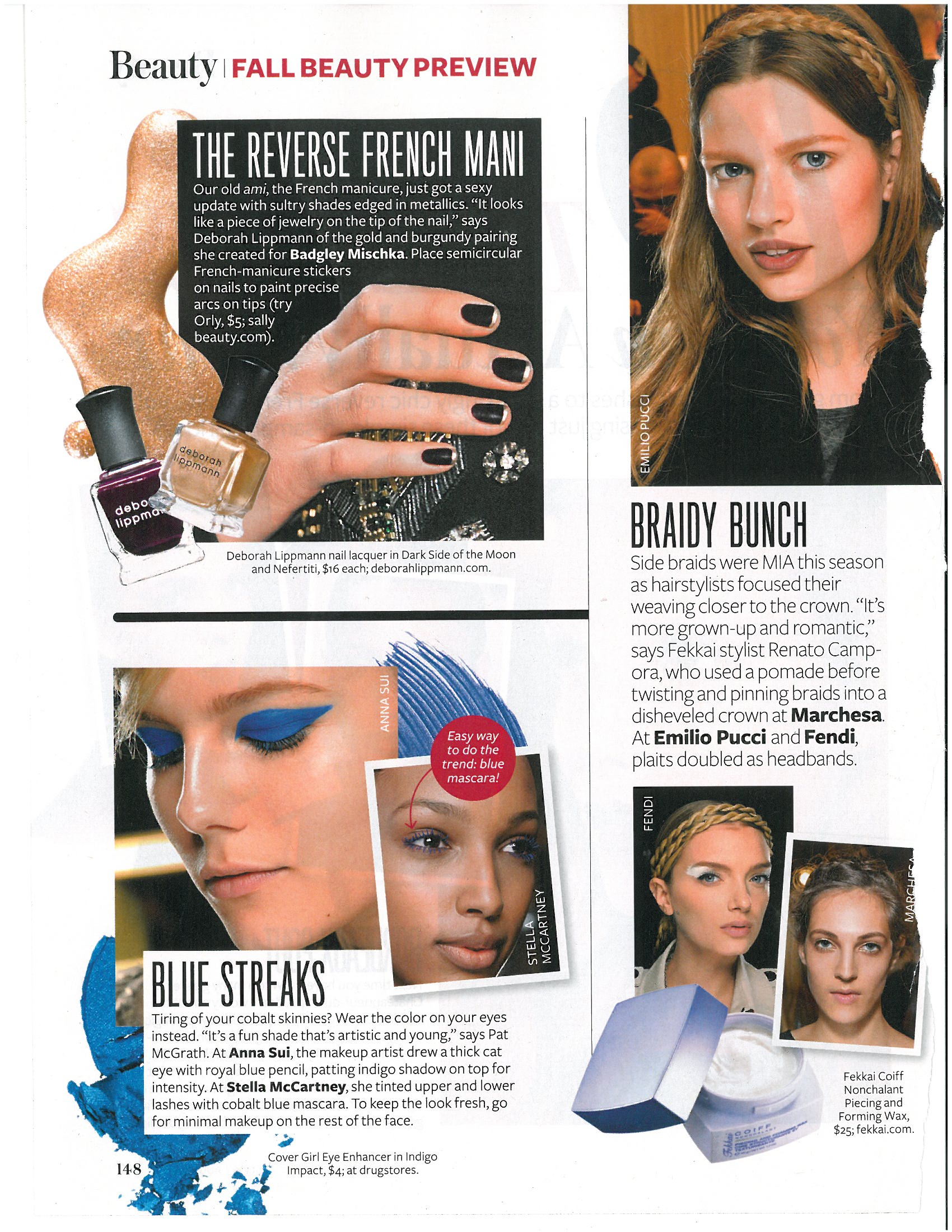 The Reverse French Mani