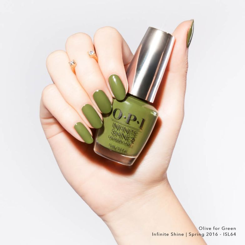 <p>Olive for Green</p>