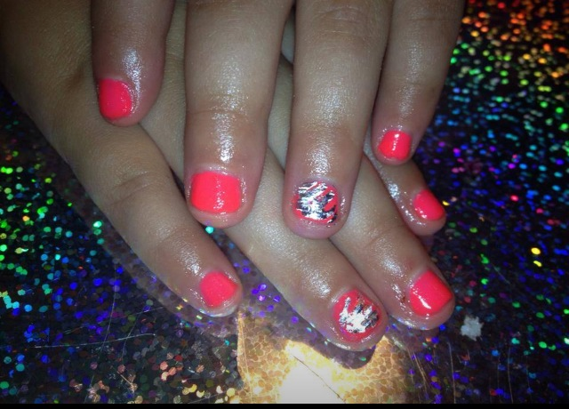 <p>Eva Jenkins, Extraordinary Nails by Eva, Bellevue, Nebraska</p>
