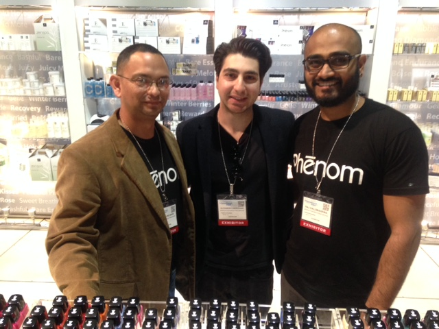<p>Jessica team: Alexander Sarkissian, Victor Recinos, and Raj Kaliuwahewa.</p>