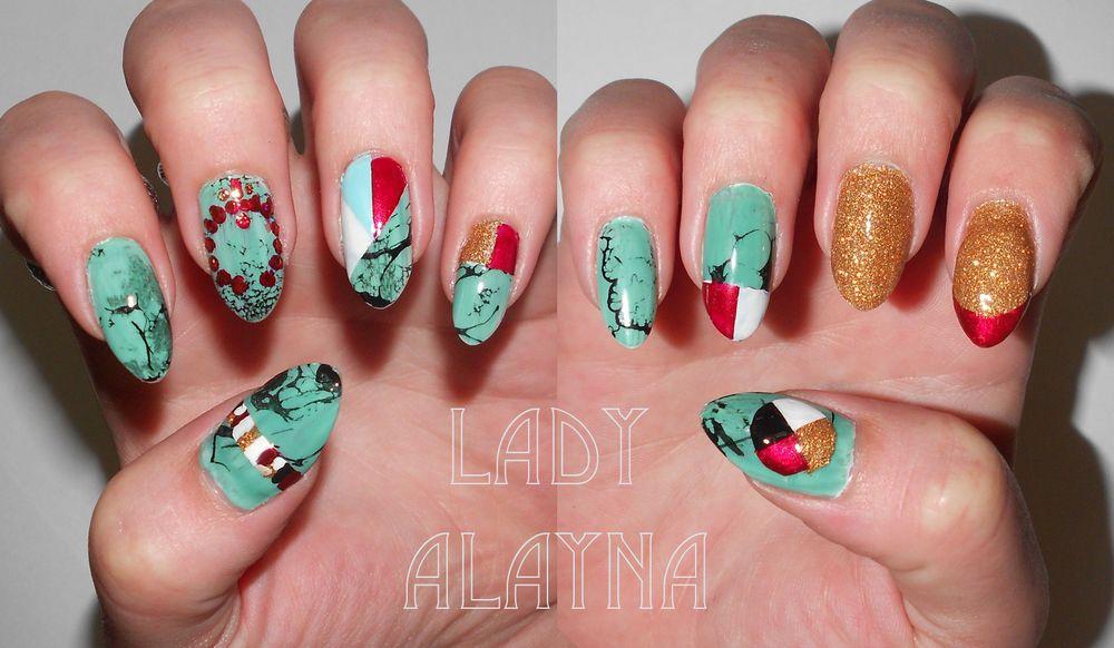 <p>Alayna Josz, Salon Salon, London, N.H.</p>