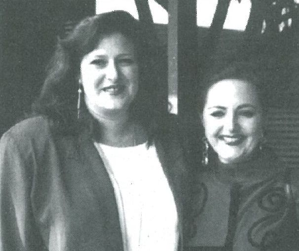 "<p>Kym (right) with<a href=""http://www.nailsmag.com/article/94260/barbara-van-brandenburg-passes-away-shed-only-just-begun""> Barbara Van Brandenburg</a>.</p>"