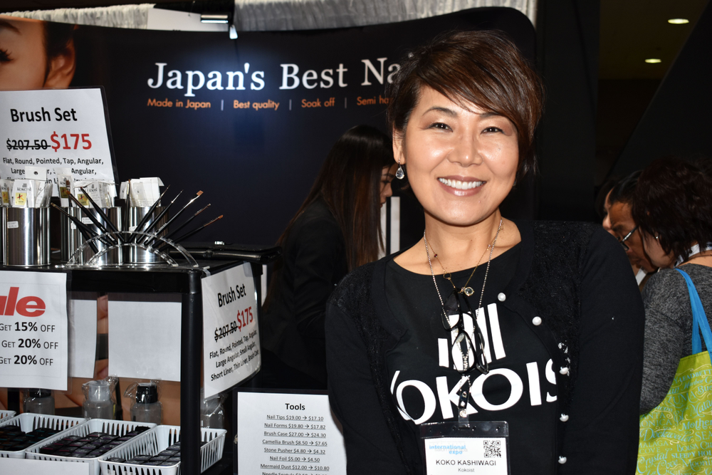 <p>KokoKashiwagi of Kokoist</p>