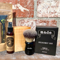 Offer Made Men Collections for Holiday Retail or Gifts