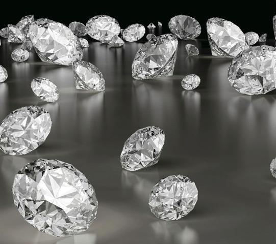Diamond Dust Encyclopedia Nails Magazine