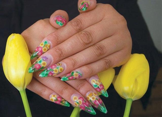 Fimo Cane Encyclopedia Nails Magazine