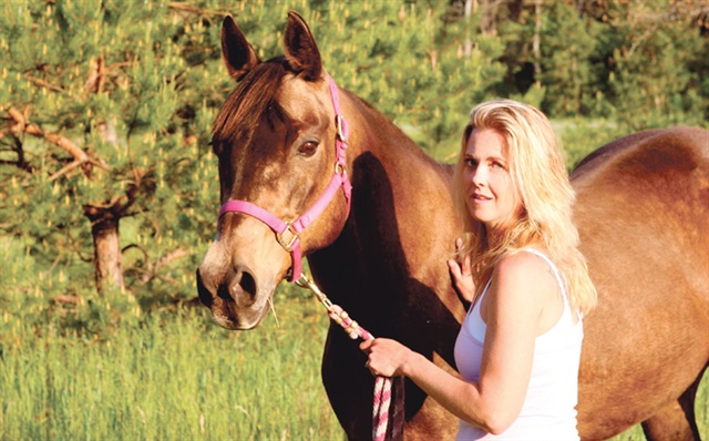 My Other Life: Julie Brown, horse breeder
