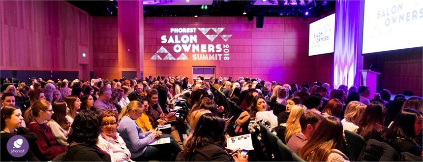 Salon Success Insights From Phorest's Salon Owner's Summit