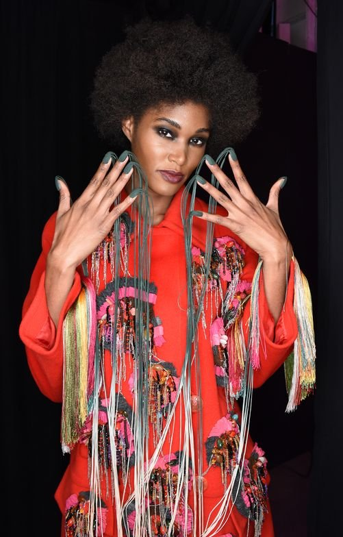 <p>CND for Libertine. Jennifer Graylock/courtesy of CND.</p>