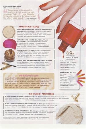 pen pal style nails magazine