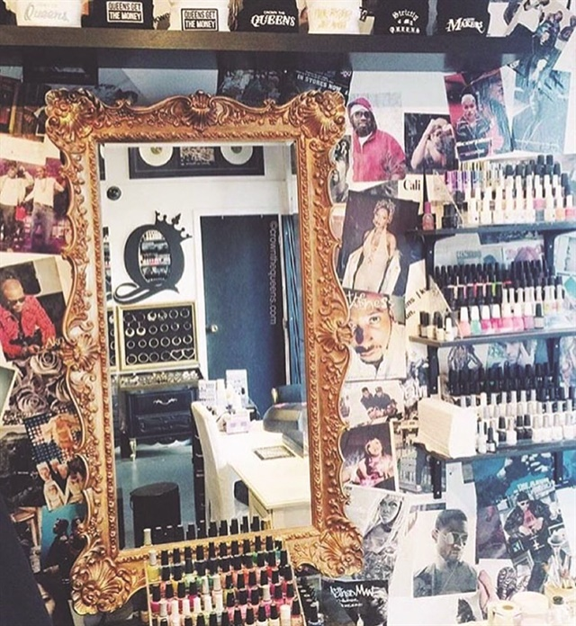 <p>Haus of Lacquer in Vancouver specializes in nail art.</p>