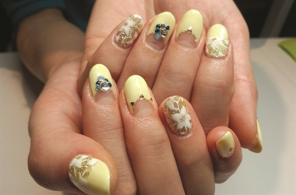 Nails by Lena Kasai, Tokyo - 10 Japanese Nail Trends To Watch - Style - NAILS Magazine
