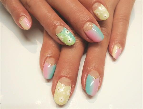 <p>Nails by Lena Kasai, Tokyo</p>