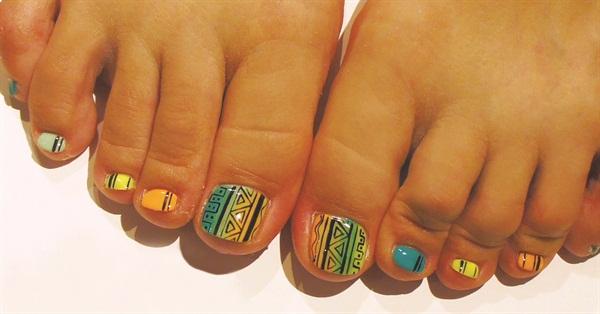 Nails by Kayo Shimoda, Nail Salon Avarice, Tokyo