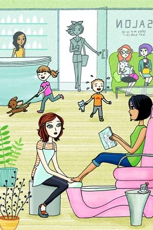 Illustration by Liz Adams