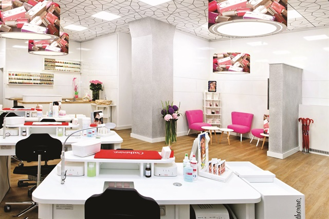 <p />There are more than 500 Catherine-branded nail salons open.