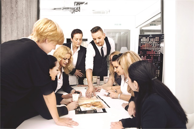 Alessandro International runs 14 nail training academies across Europe.