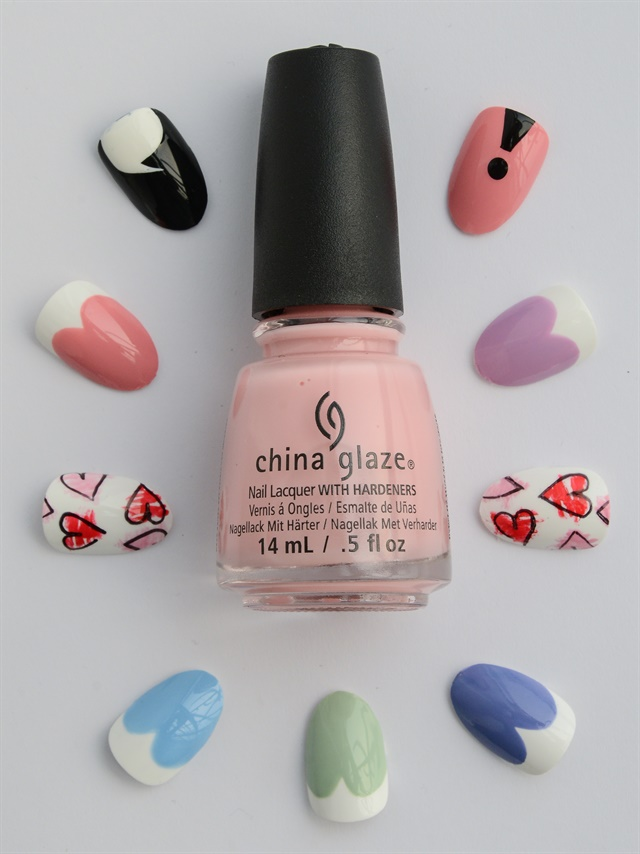 <p>China Glaze for Rachel Antonoff.Photos courtesy of ©MatthewCarasella/SocialShutterbug.com</p>