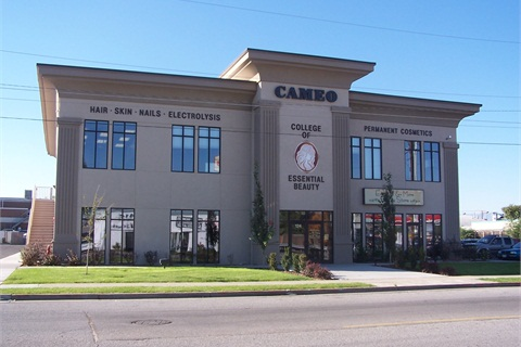 Now at its fourth location in Utah's Salt Lake Valley, Cameo College has outgrown each of its previous campuses.