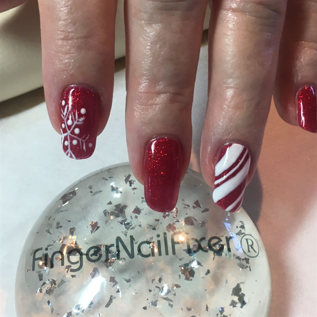 What\'s Inspiring Your Clients\' Holiday Nail Art Choices? - - NAILS ...