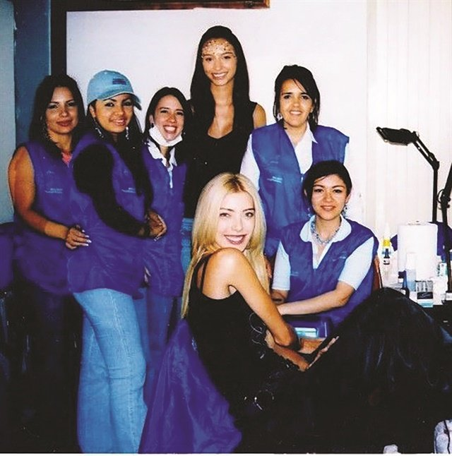 <p>When Colombian-born nail tech Triana Ramirez taught acrylic and gel classes for manufacturer Masglo at Central American beauty schools and nail supply shops, she found that most of the nail techs were women between the ages of 18 and 40.</p>