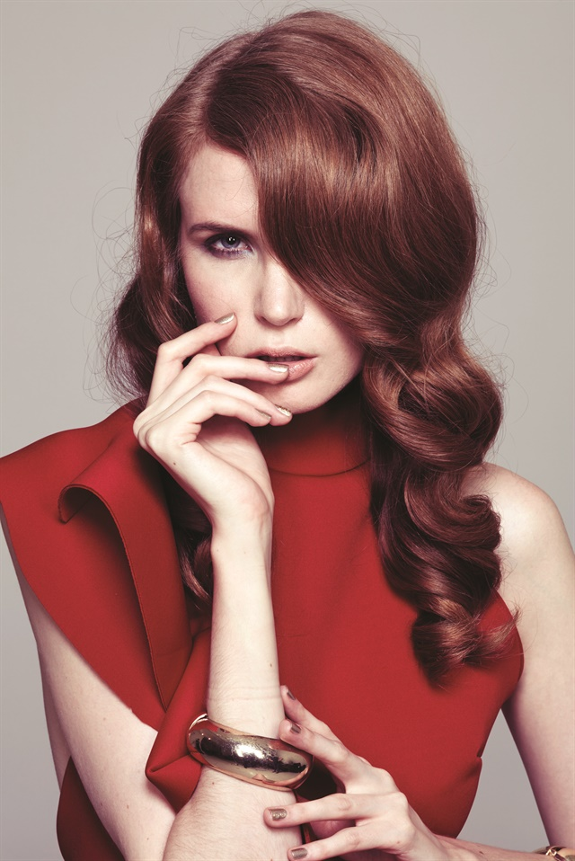 <p>Hair:Fran Peterson</p>