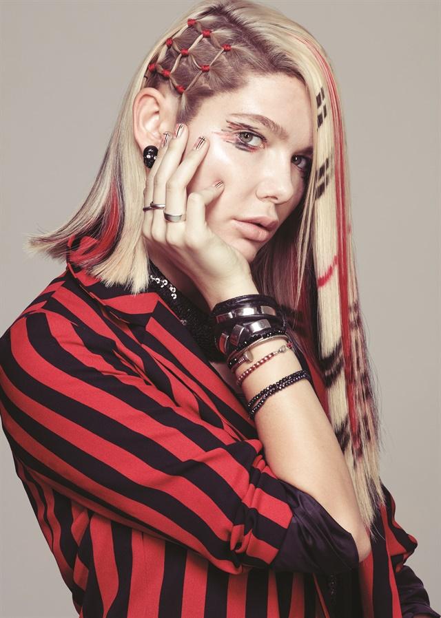 Hair:Nanci Lee Randolph