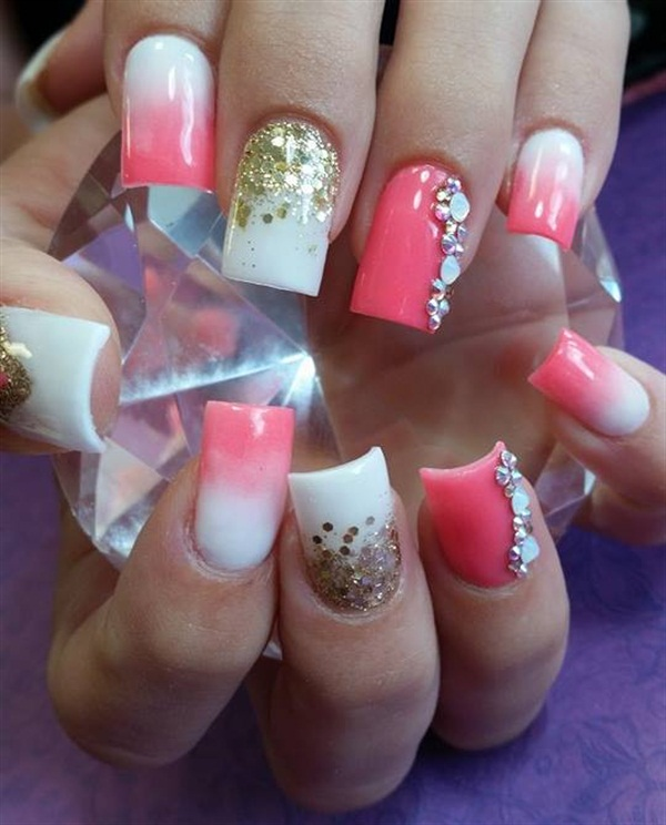 Glam And Glitter Nails   Best Nail Designs 2018