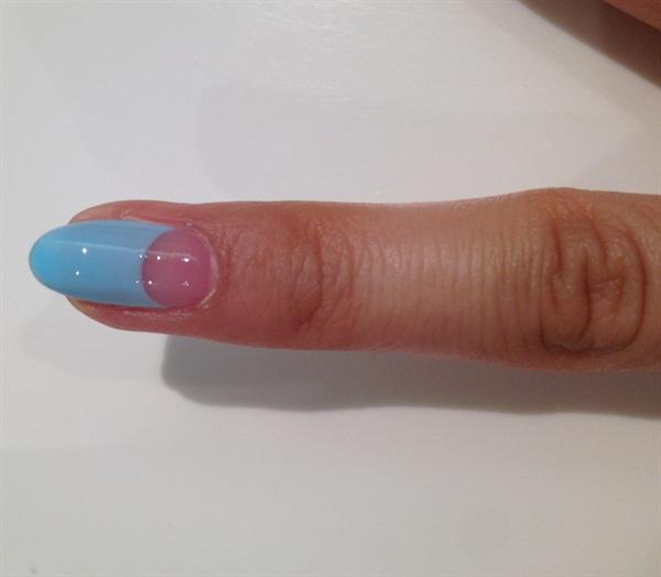 Nail Polish On Pinky Finger Meaning: Mermaid Dreams Nail Art