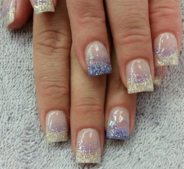 Day 11 Subtle Shimmer Nail Art Nails Magazine