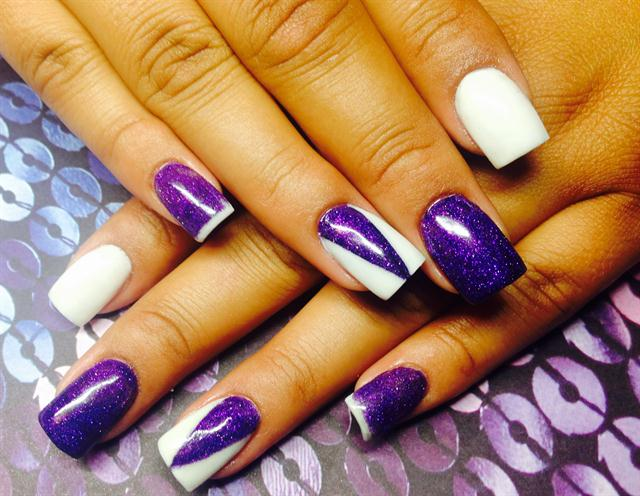 Day 88 swirls lines dots nail art nails magazine christie gabaldon duke city finga tips albuquerque nm prinsesfo Choice Image