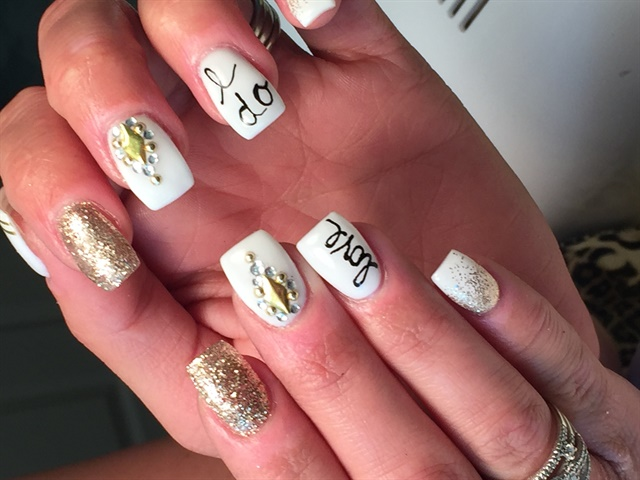 Day 158 i do nail art nails magazine becky bunnell nailed by becky st george utah prinsesfo Image collections