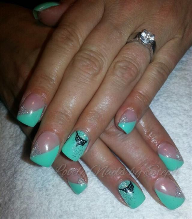 Day 307 Princess Nail Art Nails Magazine