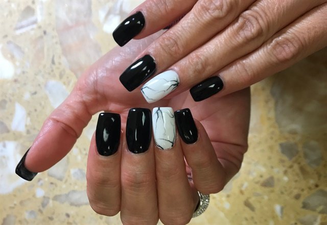Tia Phan French Nails Lashes Murrieta Calif
