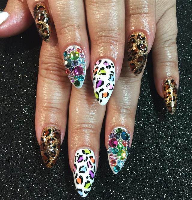 Exelent City Nails Dallas Sketch - Nail Paint Design Ideas ...