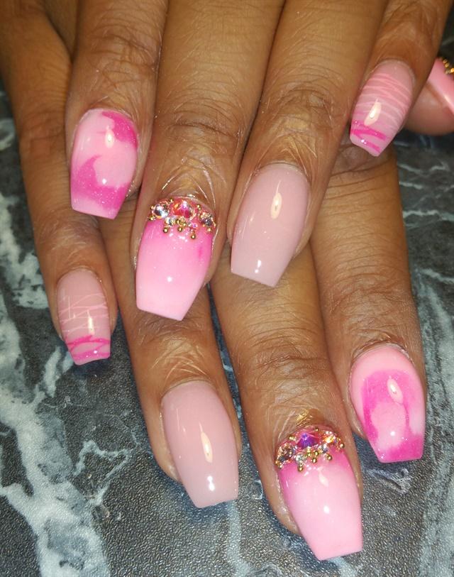 Day 8 Fades Ombre Nail Art Nails Magazine
