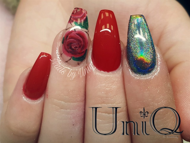 Day 218 unique nail art nails magazine prinsesfo Image collections