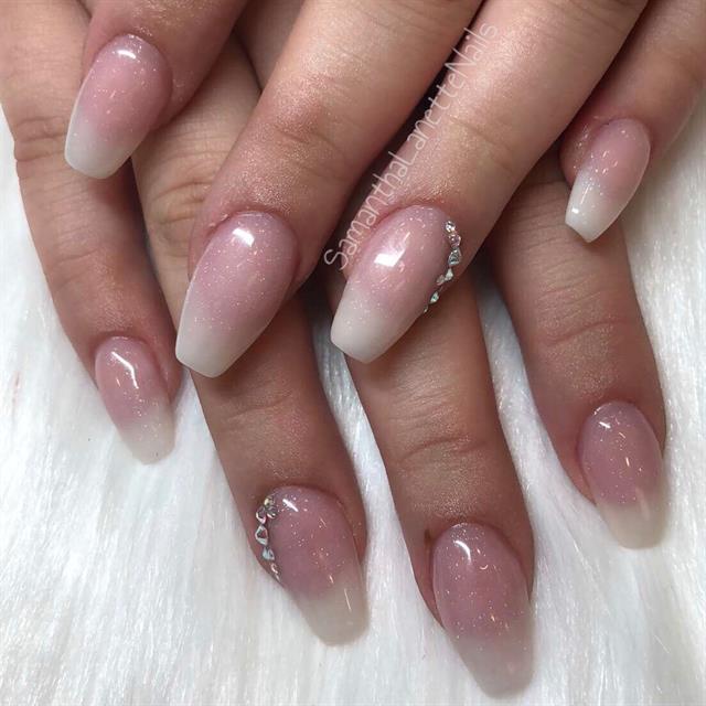 Day 152 Prom Sparkle Nail Art Nails Magazine